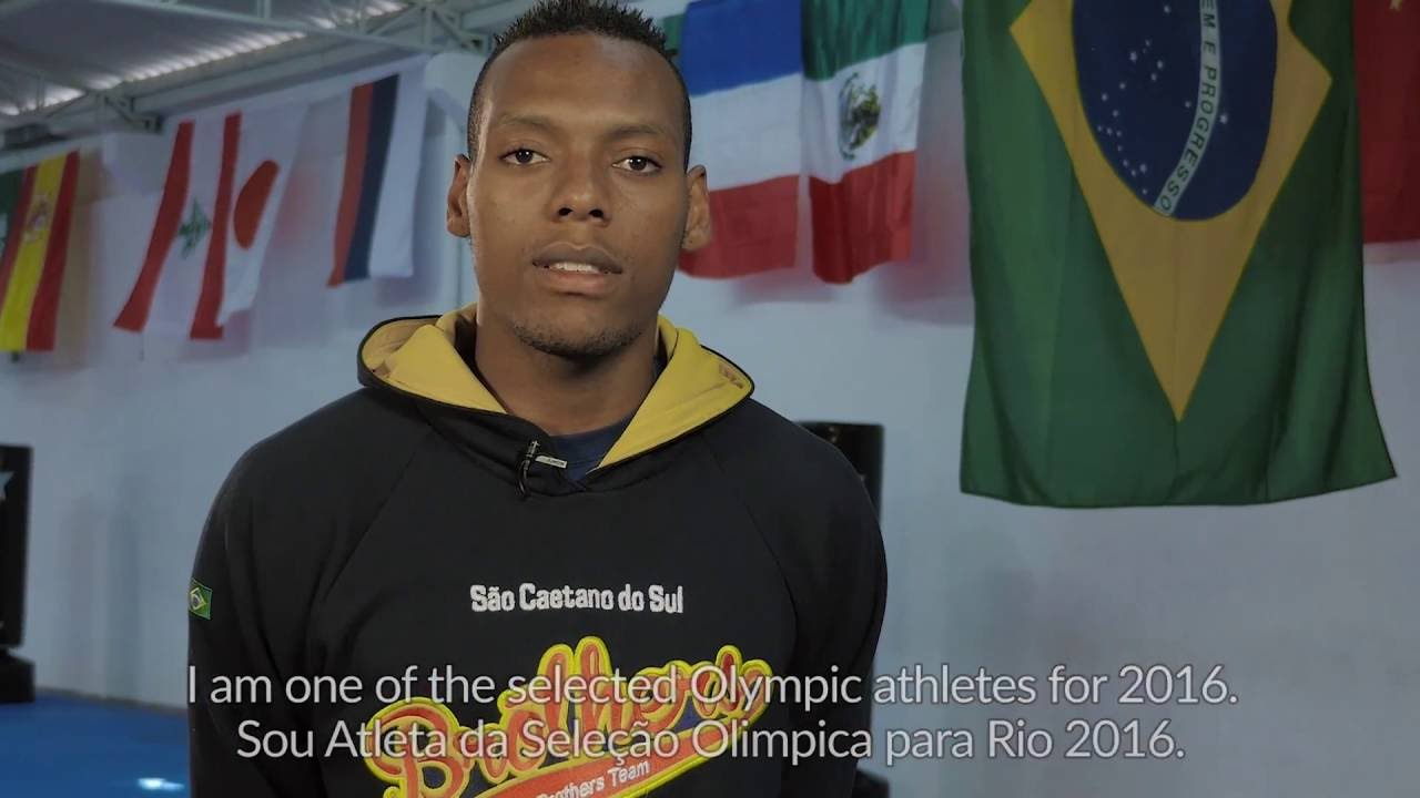 From a blue-collar life to Rio 2016