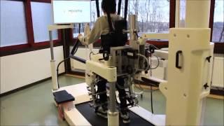 Der Lokomat: Computergestützte Bewegungstherapie