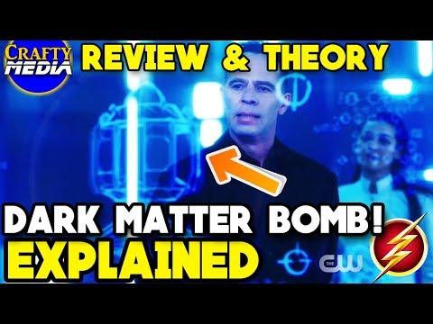 Dark Matter Bomb Ending Explained! Ralph😢 Jenni Ognats! ⚡The Flash 4x18 Review