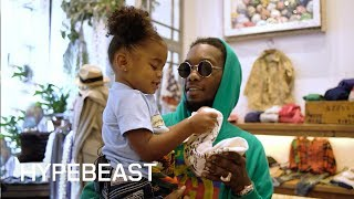 Video Offset Goes Back-to-School Shopping With HYPEBEAST MP3, 3GP, MP4, WEBM, AVI, FLV Mei 2019