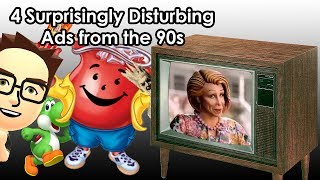 Video 4 Disturbing Ads from the 90s MP3, 3GP, MP4, WEBM, AVI, FLV Oktober 2018