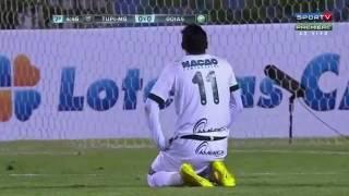 Melhores Momentos Tupi x Goiás Brasileirão Série B