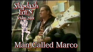 Adam Ant - Man Called Marco (Slapdash Eden Video Mix)
