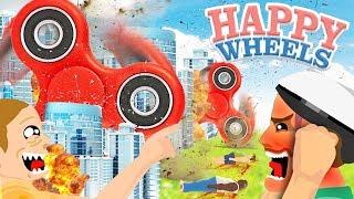 Hooola a todos genteee!! Nuevo vídeo de Happy Wheels! Espero que os gusteee!! Muchas gracias por el apoyo que le dais a...