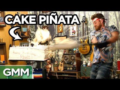 11 • E82___  _    Will It Piñata? Smash Test