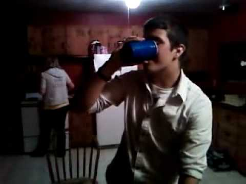 "The ""Beer pong challenge"""
