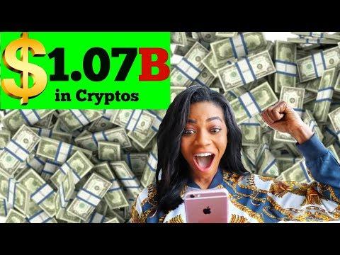 How to make $1Billion Crypto Portfolio!
