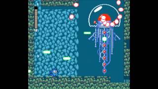 Mega Man Unlimited Extra 01 - A blind underwater date? Hmm...