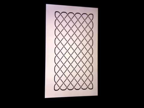 Video of Celtic Knot Generator
