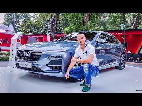 Khám phá chi tiết xe VINFAST Sedan Lux A2.0 giá 800 triệu tại Việt Nam - XEHAY - Thời lượng: 17:42.