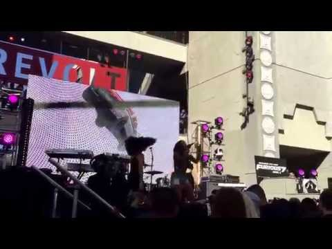 Sevyn streeter- How bad do you want it (Live) at Revolt Furious 7 Concert