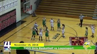 TVHS Girls Basketball vs. Logansport