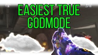 Lets try to get 8 likes!! - In this video you will see a new and easy godmode!!:D It is the easiest by far you can do it by round 4 or 5!! DON'T REWIND AFTER...