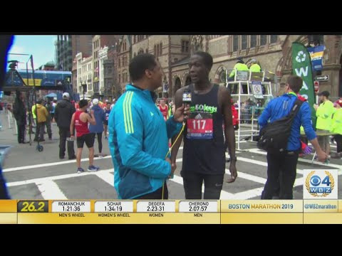 Double Amputee Marko Cheseto Completes Boston Marathon: 'I Still Have My Inner Power'