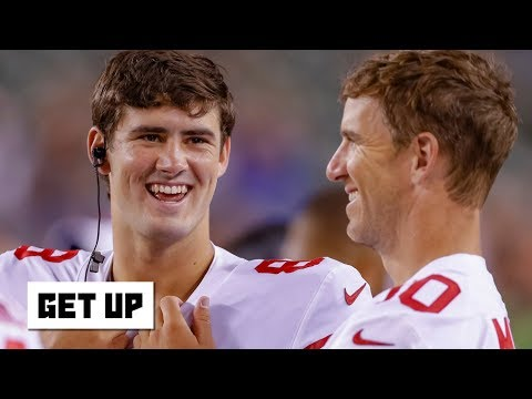 Video: The Giants are throwing Daniel Jones to the wolves – Dan Orlovsky | Get Up