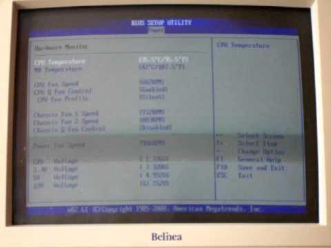 comment augmenter la vitesse du ventilateur cpu