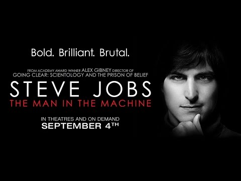 Steve Jobs: Man in the Machine Featurette 'Ruthless'