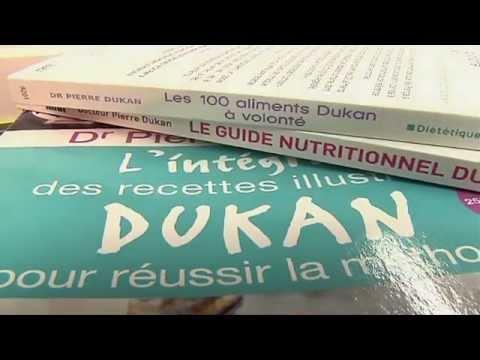 Céline RICHONNET-DUBUIS: le régime Dukan
