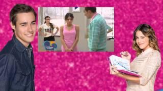Violetta Sezon 2 Bölüm 77 Violetta Dans Ederken Zorlanıyor! HD