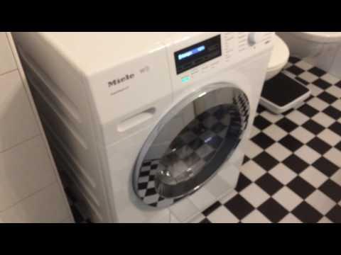 Beste Waschmaschine MIELE WKF 131 PowerWash 2.0 (Test Video)
