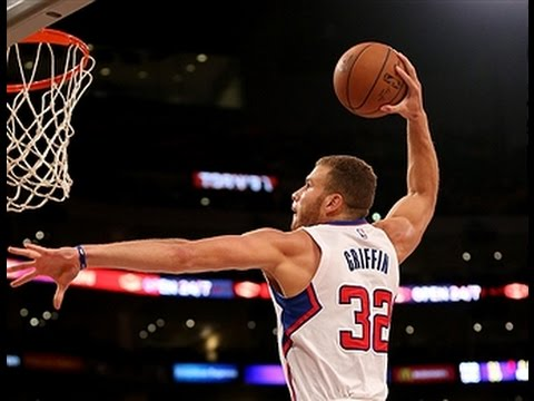 Video: Blake Griffin Takes Down Lakers with 39-Point Performance