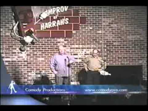The Stagebenders - Improv Act (Comedy Productions)