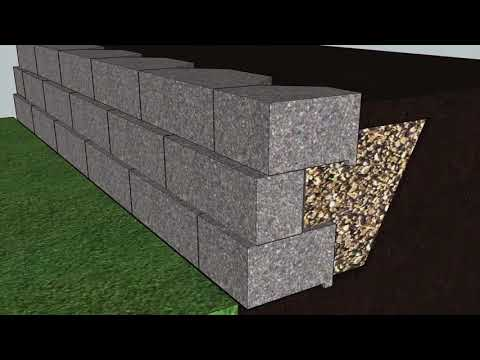 How-To Build a Retaining Wall