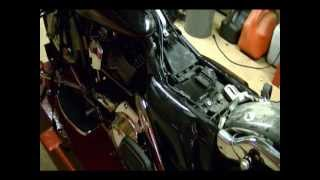 8. Motorcycle Repair: How to Replace the Fuel Filter on a 2008 Harley Davidson Road Glide