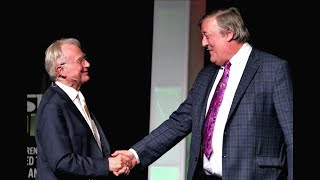 Video Stephen Fry and Richard Dawkins in Conversation MP3, 3GP, MP4, WEBM, AVI, FLV Agustus 2019