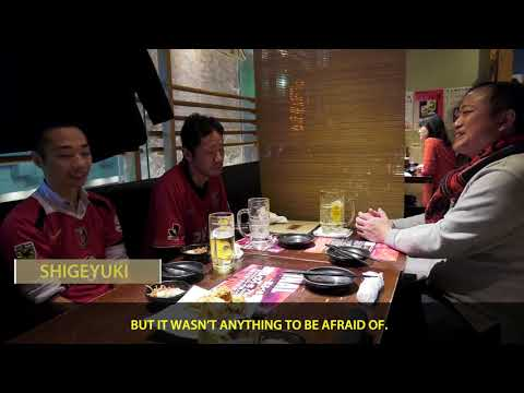 Drink & Chat with Urawa Fans Part II