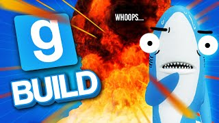 BEN DID SOMETHING REALLY BAD | Gmod Build