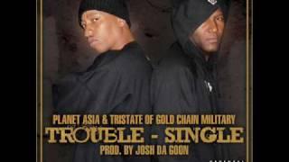 PLANET ASIA & TRISTATE - Trouble (prod Josh Da Goon)
