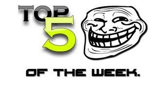 Video Top 5 Trolls of the Week - Week 7 MP3, 3GP, MP4, WEBM, AVI, FLV Juni 2018