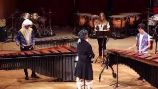 Video Thunderstruck for Percussion Ensemble Alumnado PercuFest 2014 dirigido por Rafa Navarro MP3, 3GP, MP4, WEBM, AVI, FLV November 2018