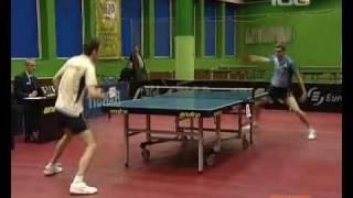 Клубный Чемпионат России по настольному теннису
