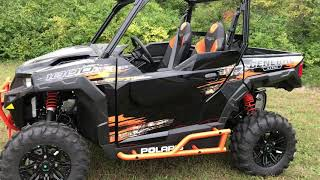 1. 2019 Polaris General Limited Edition