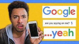 Video Is Google Always Listening? (no, it isn't) MP3, 3GP, MP4, WEBM, AVI, FLV Mei 2019