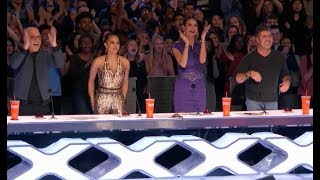 Video Twin Magicians Shocks Everyone With Their Never Seen Tricks | Week 3 | America's Got Talent 2017 MP3, 3GP, MP4, WEBM, AVI, FLV Agustus 2018