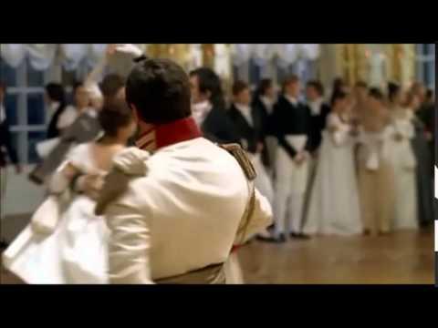 War and Peace (2007) - Dance scene - If she turns...