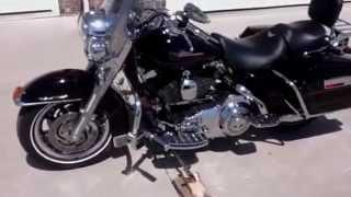 8. 2007 Harley Davidson Road King