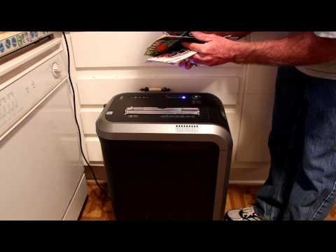Fellowes 99ci Paper Shredder 1 Year Review