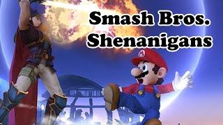 Smash 4 Shenangans II