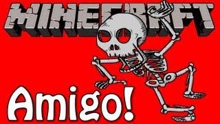 Esqueleto Amigo! - Minecraft #22