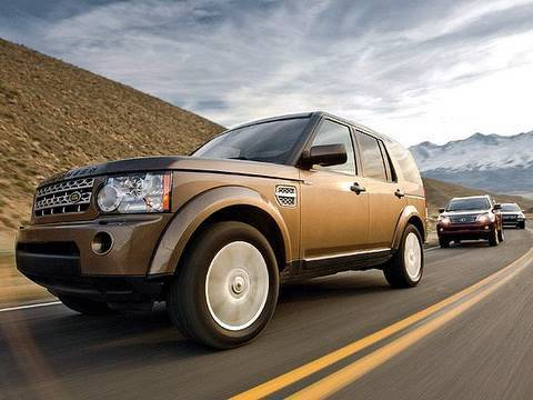 LR4 - We head to Death Valley to find out which of these seven-passenger luxury SUVs is king. Read the full story here: http://www.motortrend.com/roadtests/suvs/10...
