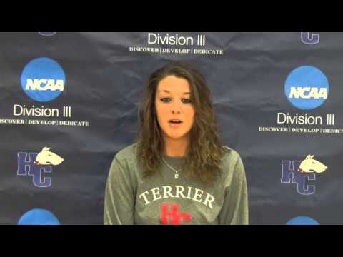 Terrier Talk: Meghan Garland