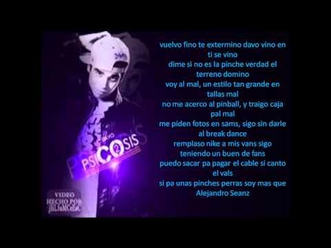 MC-Davo Serenata Letra