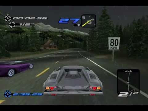 need for speed iii - hot pursuit sony playstation rom