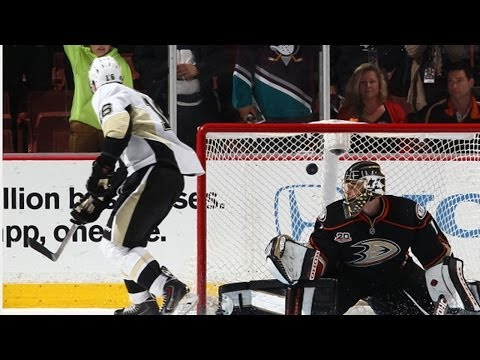 Video: Shootout: Penguins vs Ducks