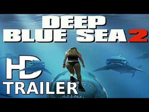 DEEP BLUE SEA 2 Official Trailer 2018 Shark Movie HD