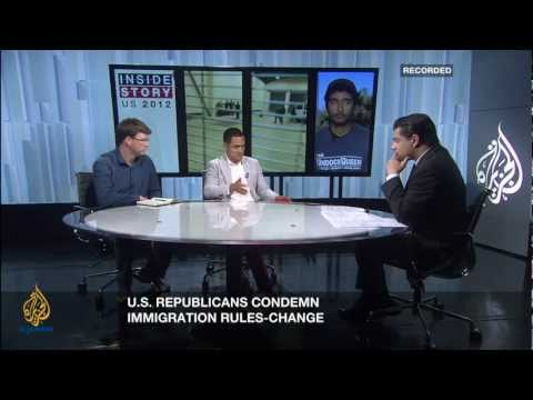 Inside Story US 2012 - Obama's immigration call: A reason to dream?